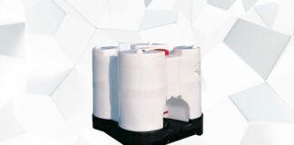 Pojemniki plastikowe na wodę